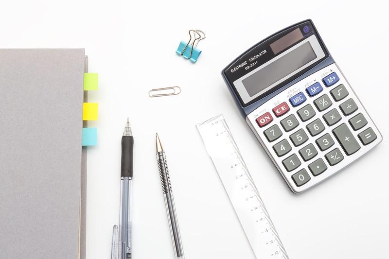 公認会計士試験・簿記検定におすすめ電卓